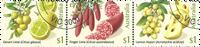 Australia - Cítricos de arbusto - Serie 3v. usado