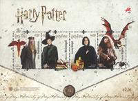 Portugal - Harry Potter - Bloc-feuillet neuf