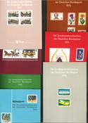 Allemagne - 7 livres annuels