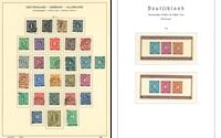 Occupation allemande/Bizone - Collection