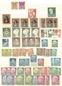 Bund - Lote - 1951-83