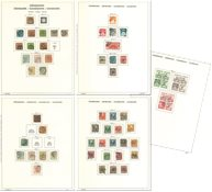 Denmark - Collection - 1851-1980