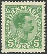 Danmark - AFA 68 - Postfrisk