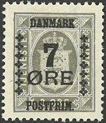 Danmark - AFA 161 - Postfrisk