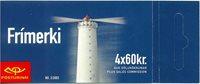 Island - AFA 992Cv-992Ch-992Dvo-992Dho - Postfrisk  hæfte