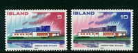 Island - AFA 479-480 - Postfrisk