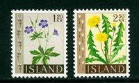 Islande - AFA 360-361 - Neuf
