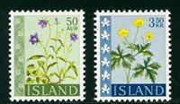 Island - AFA 346-347 - Postfrisk