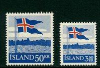 Islande - AFA 328-329 - Neuf