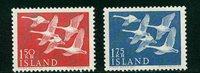 Islande - AFA 313-314 - Neuf