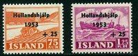 Island - AFA 286-287 - Postfrisk
