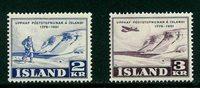 Island - AFA 274-275 - Postfrisk