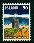 Island - AFA 538 - Postfrisk
