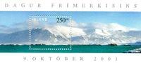 Island - AFA 980 - Postfrisk miniark