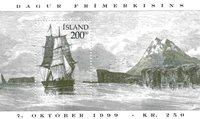 Islande - AFA 909 - Bloc-feuillet neuf