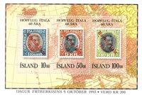 Islande - AFA 780 - Bloc-feuillet neuf