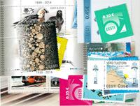 Estonie - Paquet de timbres – Neuf
