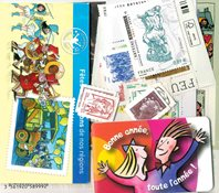 France, Andorre Fr. - Paquet de timbres – Neuf