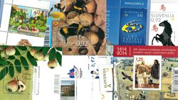 Slovenien - Paquet de timbres - Neuf