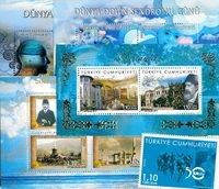 Tyrkiet, Tyrkisk Cypern - Frimærkepakke - Postfrisk
