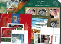 Gibraltar - Frimærkepakke - Postfrisk