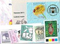 Slovakiet - Frimærkepakke - Postfrisk