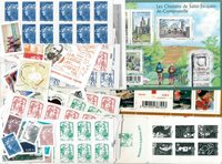 Frankrig, Fransk Andorra - Frimærkepakke - Postfrisk