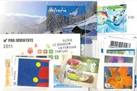 Schweiz - Frimærkepakke - Postfrisk