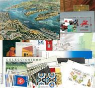 Spanien, Portugal, Malta m.fl. - Frimærkepakke - Postfrisk