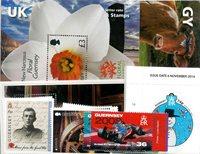 Guernesey - Paquet de timbres - Neuf