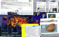 Islande - Paquet de timbres - Neuf