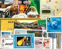 Turquie, Chypre du Nord - Paquet de timbres – Neuf