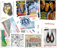 Monaco - Paquet de timbres – Neuf