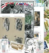 Rép. Tchèque - Paquet de timbres – Neuf