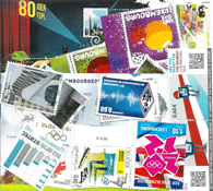 Luxembourg - Paquet de timbres – Neuf