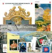 Malta - Postimerkkipakkaus - Postituore
