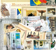Moldavie - Paquet de timbres – Neuf