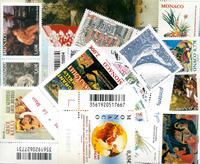 Monaco - Paquet de timbres   Neuf