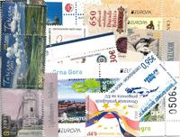 Monténégro - Paquet de timbres – Neuf