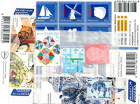 Pays-Bas - Paquet de timbres – Neuf