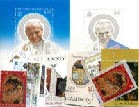 Vaticaanstad - Postzegel pakket - Postfris