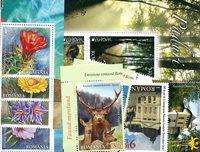 Rumænien - Frimærkepakke - Postfrisk