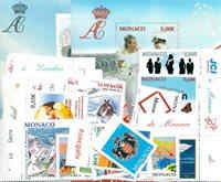 Monaco - Frimærkepakke - Postfrisk