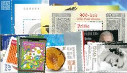 Polen - Frimærkepakke - Postfrisk