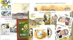 Slovaquie, Ukraine etc. - Paquet de timbres - Neuf