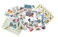 Vesttyskland - årgang 1990 - Postfrisk inclusive Miniark