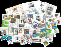 Vesttyskland - årgang 1994 - Postfrisk inclusive Miniark