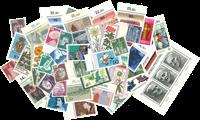Vesttyskland - årgang 1975 - Postfrisk inclusive Miniark