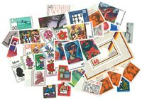 Germany - Year set 1974 - Including souvenir sheets - Mint
