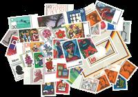 Vesttyskland - årgang 1974 - Postfrisk inclusive Miniark